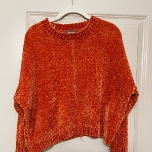missguided chenille sweater